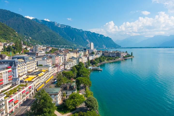 Suiza: Escapada a Montreux con Tren de Chocolate