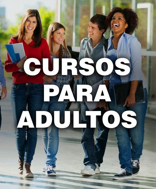 cursos para adultos